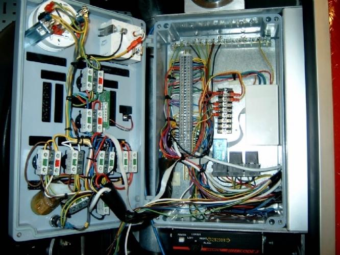 Elektromotor reparation